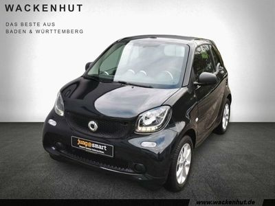 gebraucht Smart ForTwo Cabrio 52 kW TEMP+LIMITER+KLIMA Tempomat