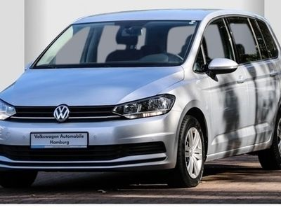gebraucht VW Touran 1.2 TSI 7-Sitze AHK schwenkbar Klimaautomatik PDC Tempomat Navi