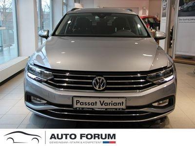 gebraucht VW Passat Variant Business 2,0 l TDI 4MO 190PS DSG