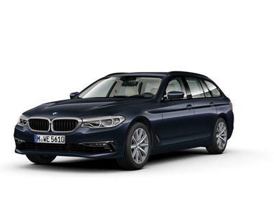 gebraucht BMW 530 i xDrive Tour Sport Line Navi AHK EU 6-TEMP