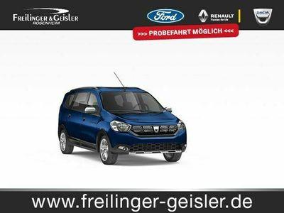 gebraucht Dacia Lodgy Bluetooth Vollleder Klima Einparkhilfe