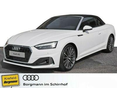 gebraucht Audi A5 Cabriolet advanced 35 TFSI MATRIX LED NAVI