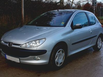 gebraucht Peugeot 206 75 Grand Filou