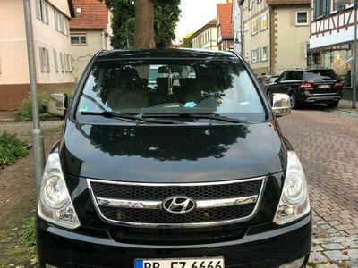 gebraucht Hyundai H-1 2.5 CRDi Travel *TÜV NEU*