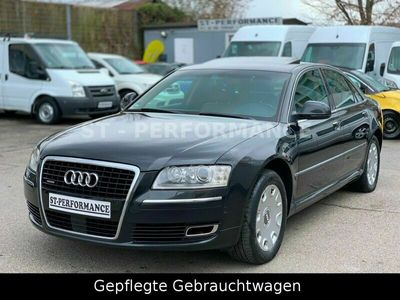 gebraucht Audi A8 3.0 TDI QUATTRO LEDER NAVI SHZ MFL TEMPOMAT