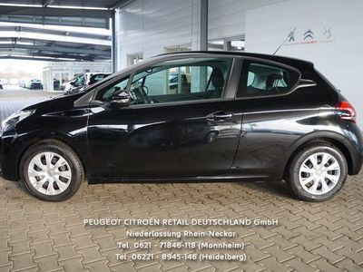 gebraucht Peugeot 208 Active PureTech 82 3t *Bluetooth* *Klima* *B