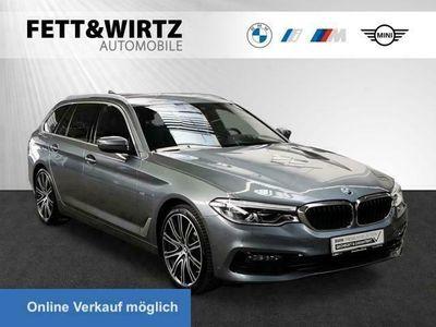 gebraucht BMW 540 xDrive Tour Sport Sitzbel