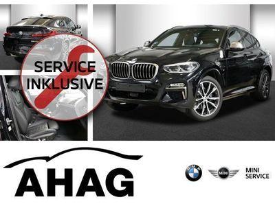 gebraucht BMW X4 M40i Leas ab 519Euro brutto o.Anz.