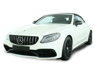 gebraucht Mercedes C63 AMG AMG S Cabrio Night Sitzklima HUD Distronic