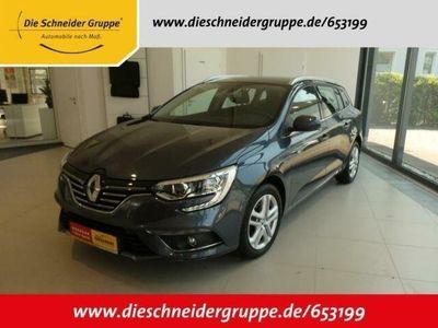 gebraucht Renault Mégane GrandTour IV dCI 110 Business Edit. NAVI