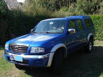 gebraucht Mazda B Series 2500 XL-Toplands 4x4