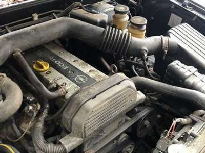 gebraucht Opel Frontera 2.2 Sport