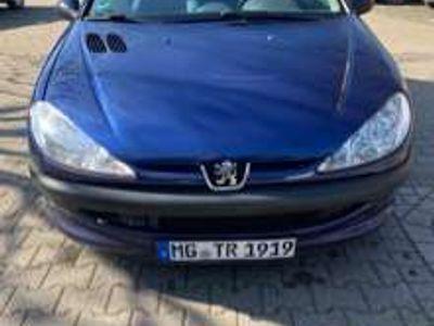 gebraucht Peugeot 206 60 Pop Art