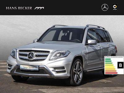 gebraucht Mercedes GLK220 CDI BE 4M Navi