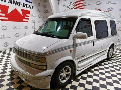 gebraucht Chevrolet Astro Van 4x4 6 Zyl., deutsche Zul. TÜV neu