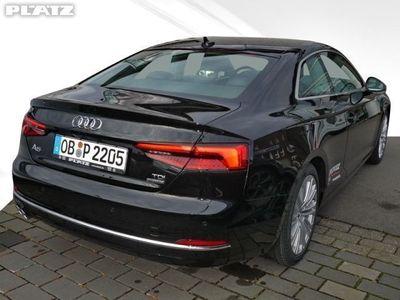 gebraucht Audi A5 Coupé (Navi LED Klima Einparkhilfe el. Fenster)