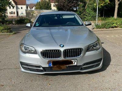 gebraucht BMW 518 d als Limousine in iserlohn