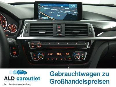 gebraucht BMW 320 d Touring xDrive Sport Line Autom. Navi AHK
