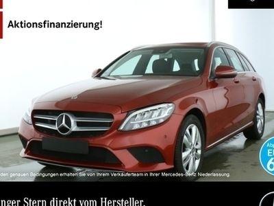 gebraucht Mercedes C200 T Avantgarde LED Kamera Spurhalt-Ass SpurPak