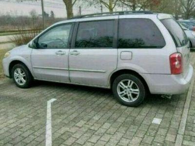 gebraucht Mazda MPV Bj 2004 Beschreibung bitte lesen!