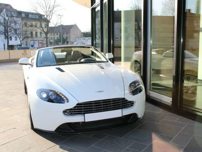 gebraucht Aston Martin V8 Vantage S Roadster Sportshift II stratuswhite