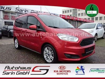 gebraucht Ford Tourneo Courier 1.0 EB TITANIUM WINTER-PAKET