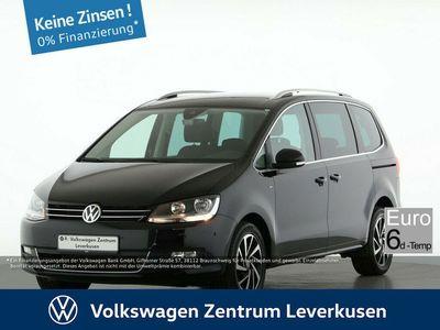 gebraucht VW Sharan 2.0 Join FSE USB KLIMA PDC SHZ NAVI ACC - Klima,Sitzheizung,Alu,Servo,