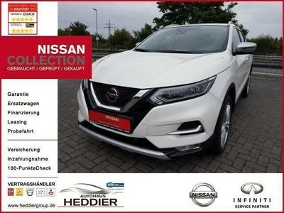 gebraucht Nissan Qashqai N-Motion 1,3 DIG-T 360° LED Garantie