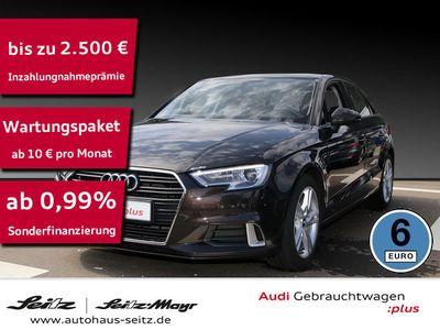 gebraucht Audi A3 Limousine 1.4 TFSI sport Xenon Navi Sitzhzg P