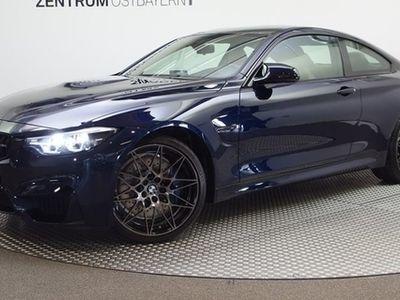 gebraucht BMW M4 Coupe DKG HUD+M Fahrwk+Lkrdhzg+Drivers Pack++