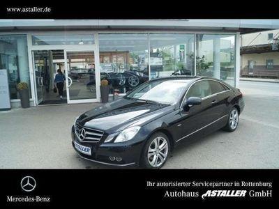gebraucht Mercedes E250 CDI BE Coupé Klima+PTS+MFL+Tempo+HU neu