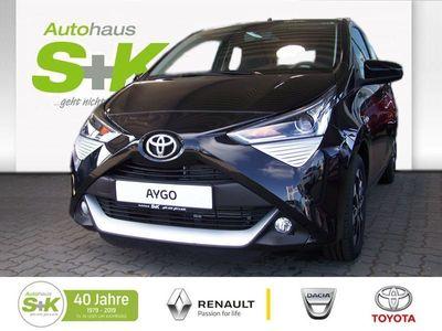 gebraucht Toyota Aygo 1.0l Benzin 5-Türer x-play Club