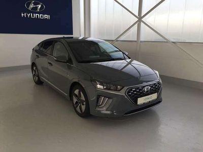 gebraucht Hyundai Ioniq Hybrid 1.6 GDI Premium Paket/Glasschiebedach