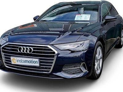 gebraucht Audi A6 A6Avant 50 TDI sport qu. tiptronic AHK LED PANO