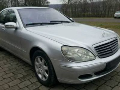 gebraucht Mercedes 320 mercedesCDI L tüv08.2017 voll fahrber...