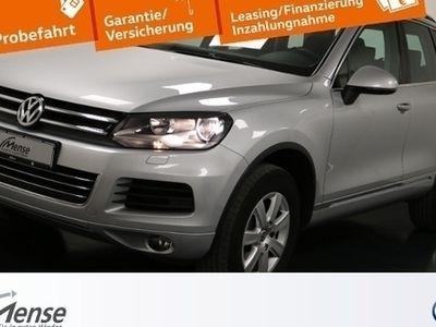 gebraucht VW Touareg 3.0 V6 TDI Tiptronic AHK Navi