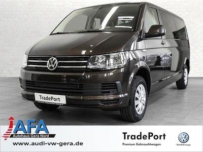 gebraucht VW Caravelle T6langer Radstand Comfortline 2,0 TDI Lang DSG Navi,AHK,8Sitze