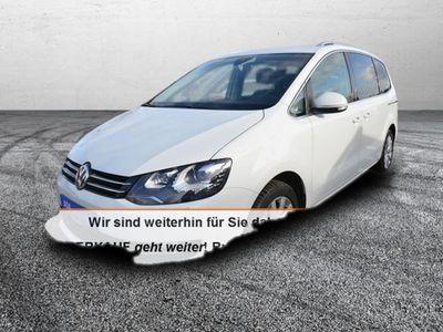 gebraucht VW Sharan 2.0 TDI BMT EU6 Highline Voll Standheizung ACC