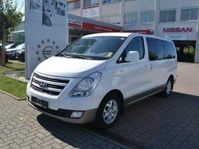 gebraucht Hyundai H-1 2.5 CRDi Travel Edition *Klima\/AHK\/SHZ*