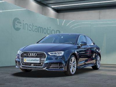 gebraucht Audi A3 A3Limo 2.0 TFSI Q 2x S Line Standhzg AHK Virtual