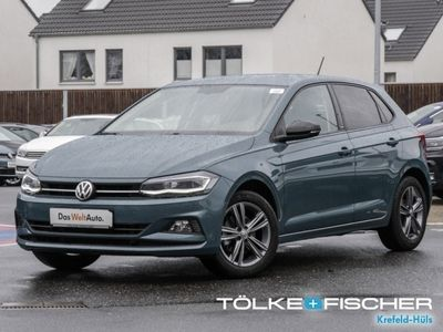 gebraucht VW Polo 1.0 TSI OPF IQ.DRIVE LED Navi Bluetooth