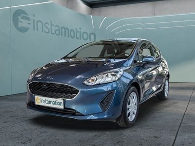 gebraucht Ford Fiesta FiestaTrend 1.0 EcoBoost Tempomat Fahrspurassistent Bluetooth DAB-Radio
