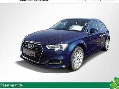 gebraucht Audi A3 Spb. 1.6 TDI Design Navi Xenon