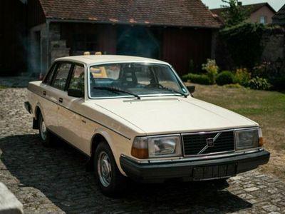 gebraucht Volvo 244 PD6, Ehemaliges Taxi