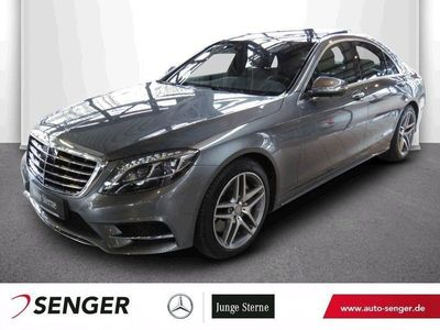 second-hand Mercedes S350 d 4M AMG Line Panorama Burmester Airmatic