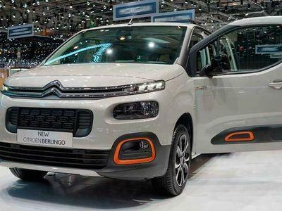 gebraucht Citroën Berlingo Pkw FEEL PureTech 110 S&S 81 kW (110 PS)...