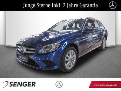 gebraucht Mercedes C200 T 4M Avantgarde Panorama Comand AHK M-Beam Fahrzeuge kaufen und verkaufen