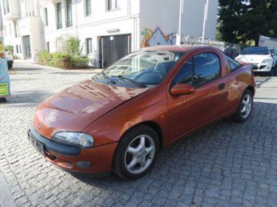 gebraucht Opel Tigra 1.4i 16V 1.Hand