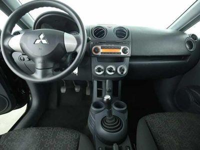 gebraucht Mitsubishi Colt 1.3 ClearTec Motion Shzg Klimaautomatik Alu