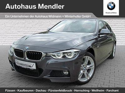gebraucht BMW 320 d xDrive Limousine M Sportpaket LED WLAN GSD